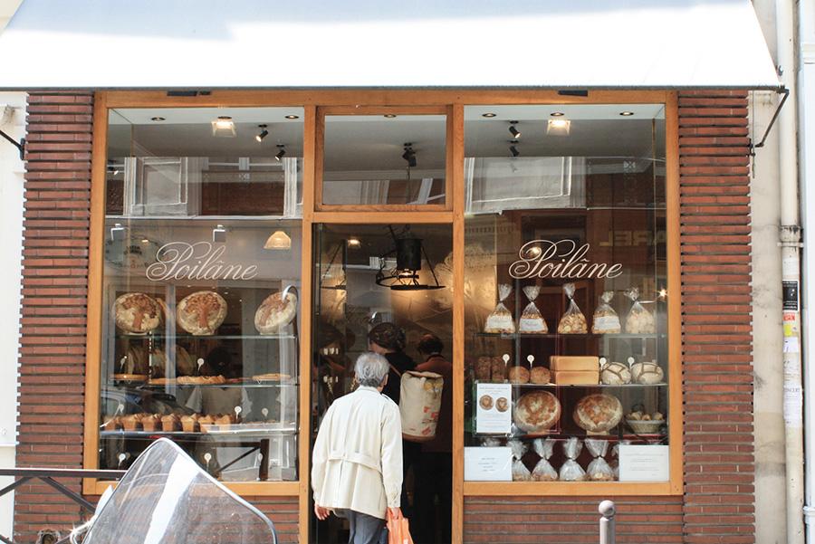 Пекарня Poilâne, Париж, Франция, Европа