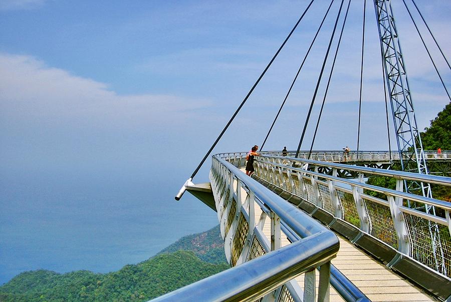 Смотровая площадкаSkyBridge, Лангкави, Малайзия, Азия