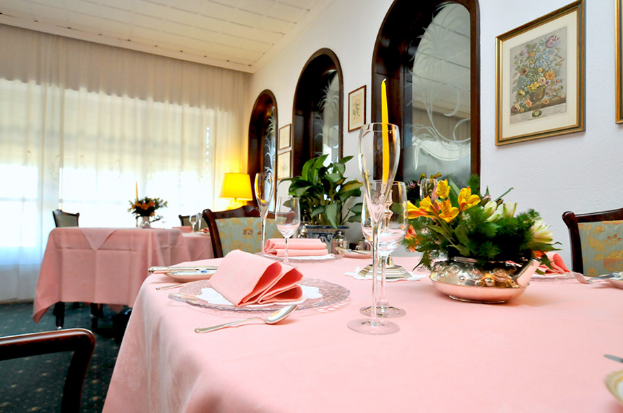 Ресторан Al Sorriso, Италия, Европа