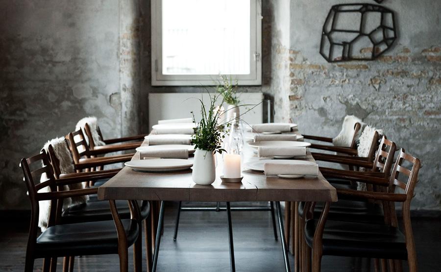 ресторан Noma, Копенгаген, Дания, Европа