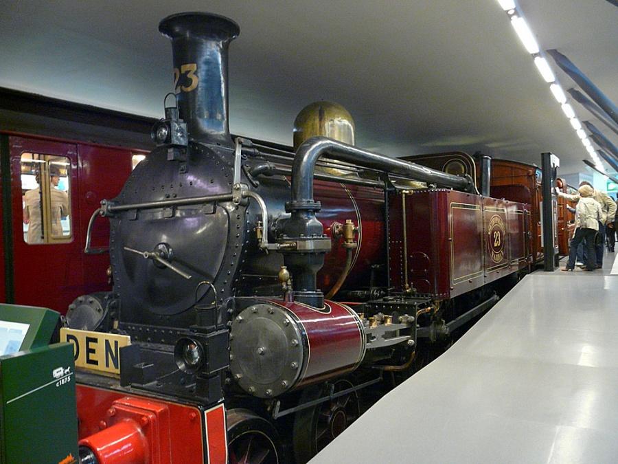 Музей транспорта, Лондон, Великобритания, Европа
