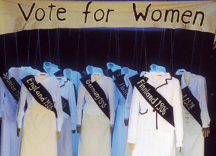 Музеи женщин