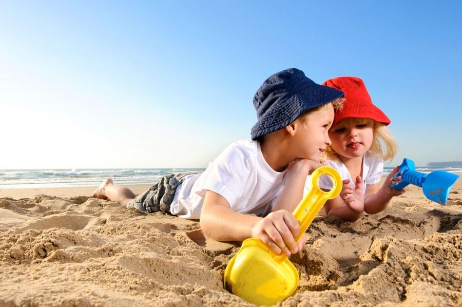 Как пережить отпуск с малышом: 7 советов